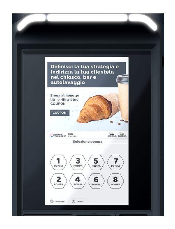 payment terminal modern